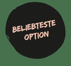Störer - beliebteste Option