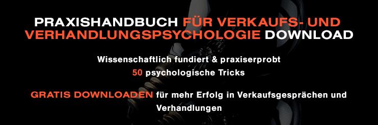 Best Practices - Handbuch Verkaufspsychologie